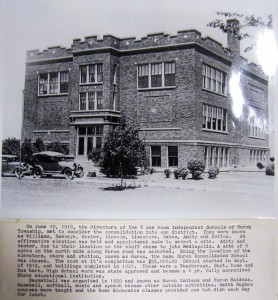 Huron 1920-23 Building 1
